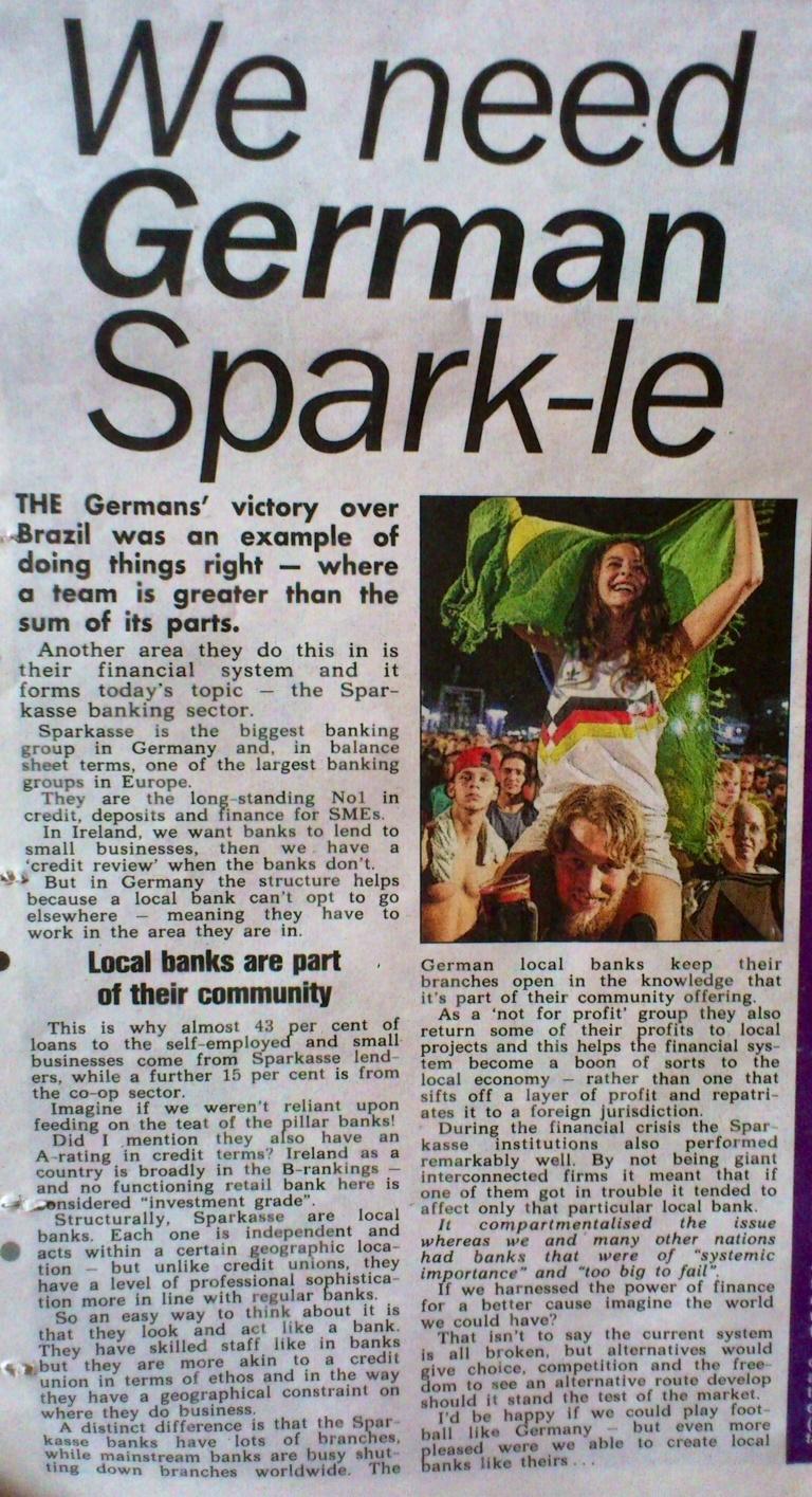 K Deeter Article